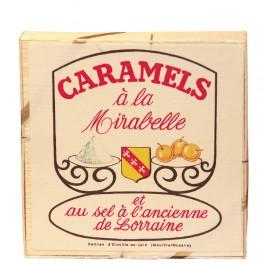 Caramel Mirabelle et au sel de Lorraine