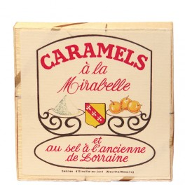 Caramel with Mirabelle and Lorraine salt