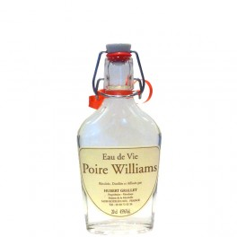 Williams Pear Eau de Vie Flask 20 cl 45%