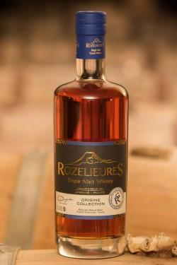 Single Malt Whisky G.Rozelieures Origine Collection 70cl