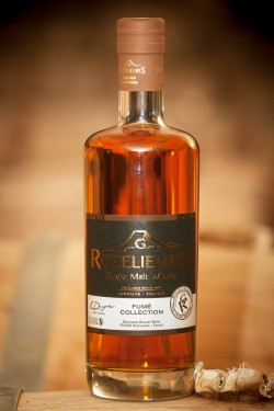 Single Malt Whisky G.Rozelieures Fumé Collection 70cl