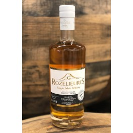 Single Malt Whisky G.Rozelieures Subtil Collection 70cl